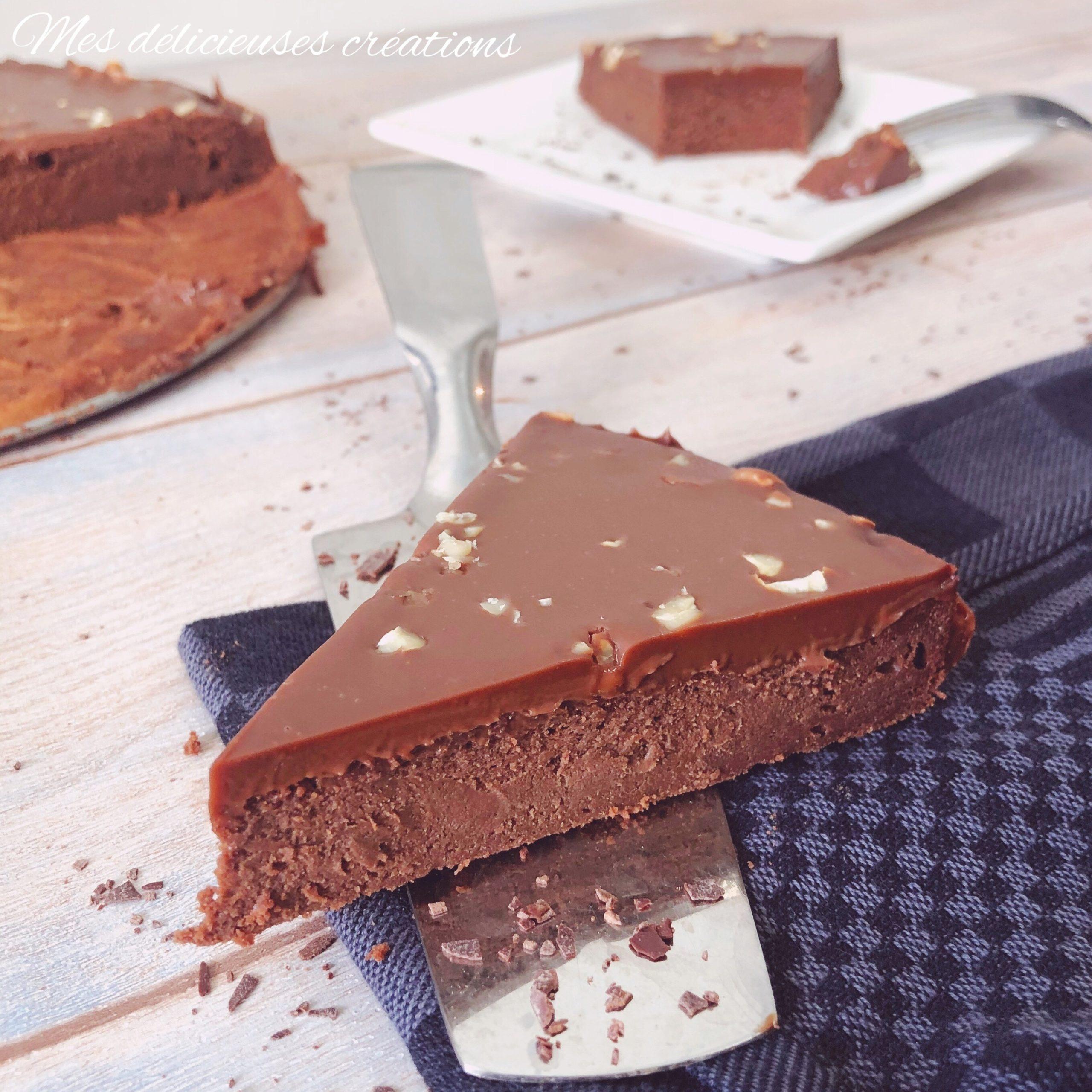 fondant chocolat ricotta