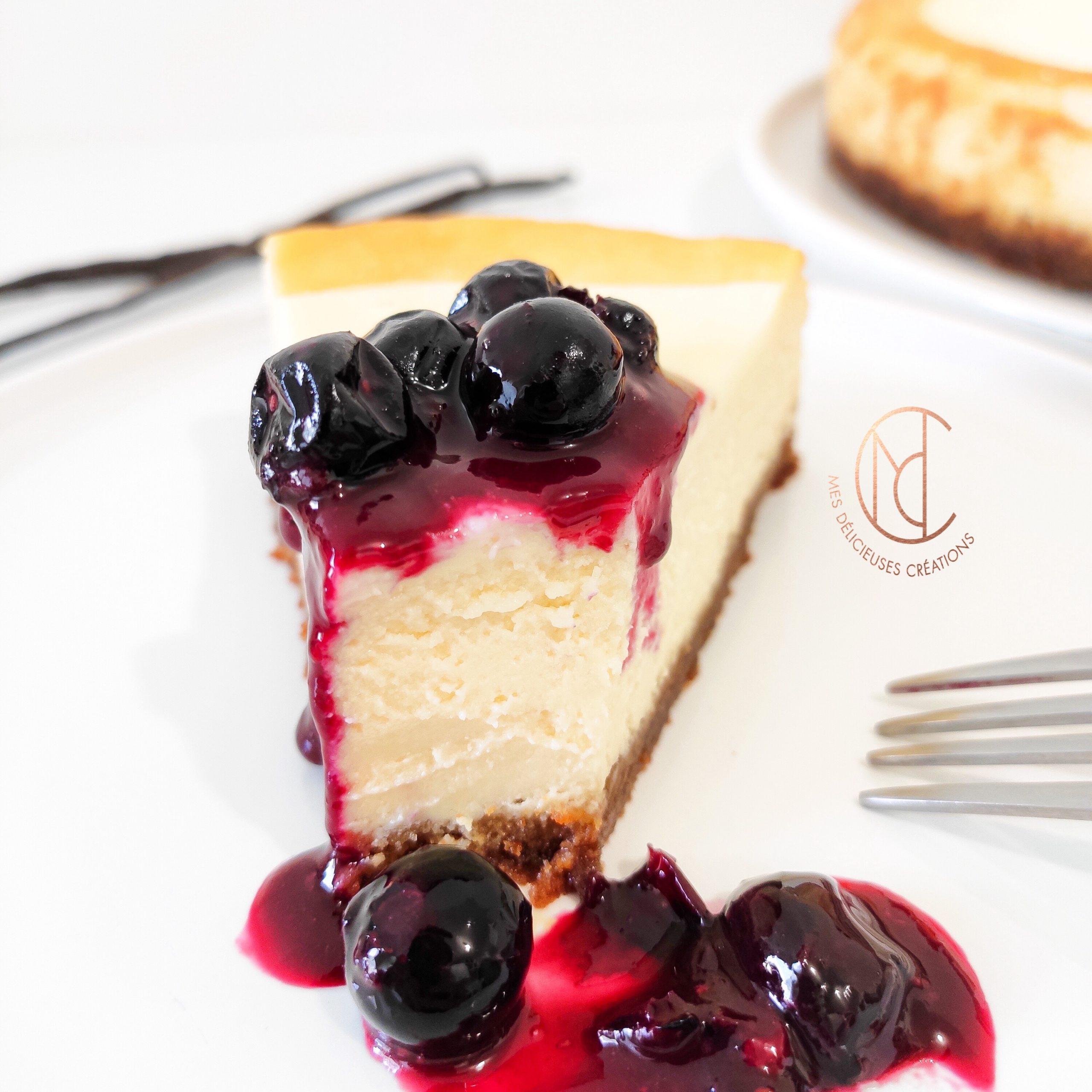 cheesecake façon Starbucks