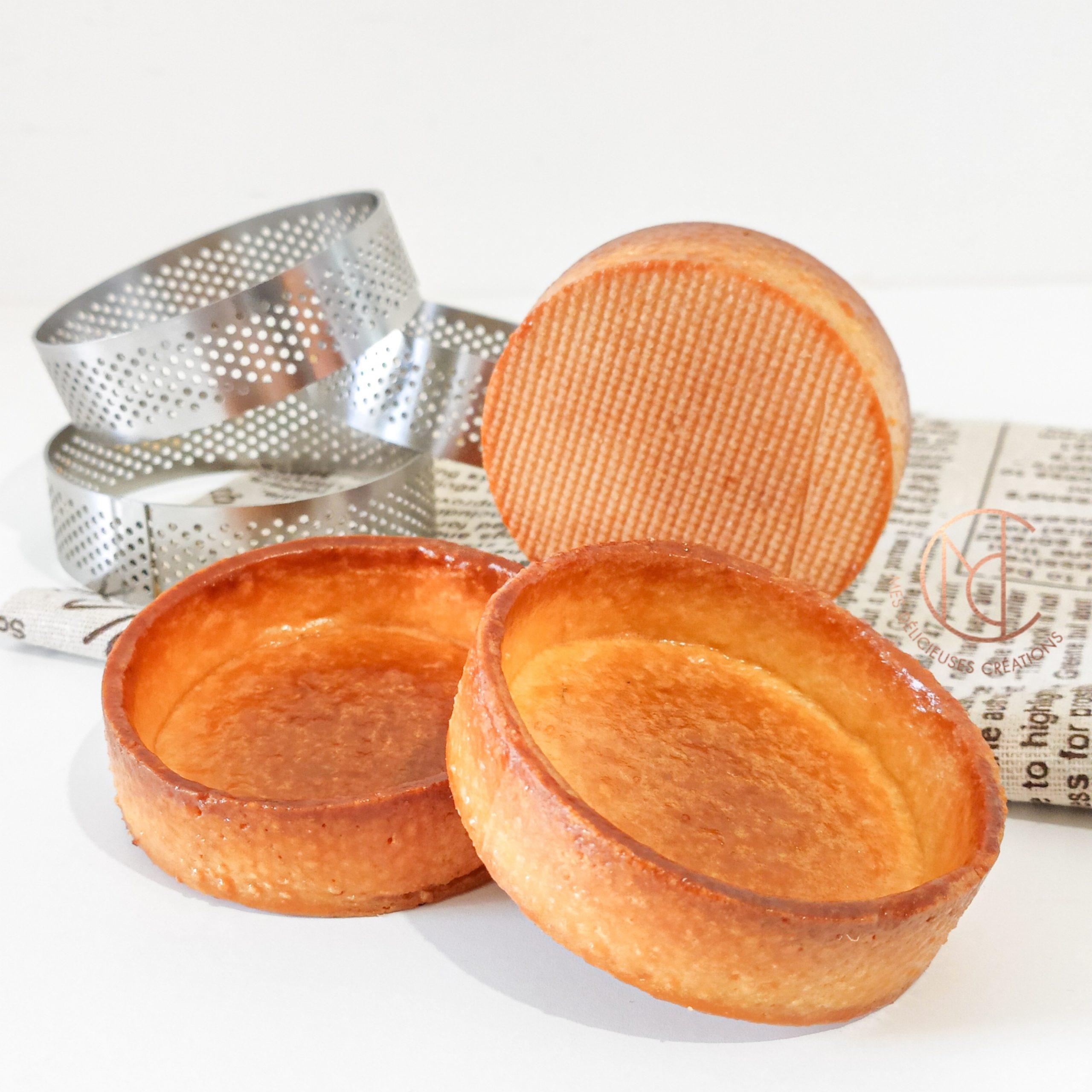 fond tarte sucrée
