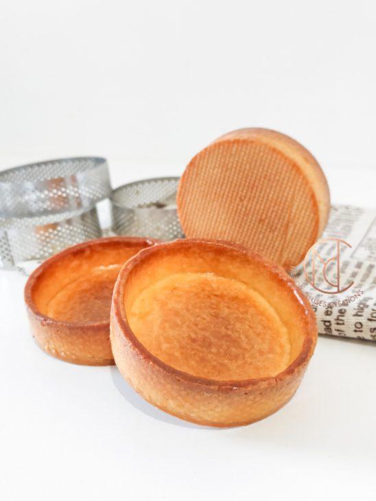 fond de tarte sucrée