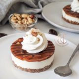 cheesecake façon Snickers
