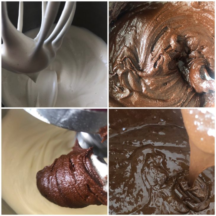 réalisation pâte chocolat