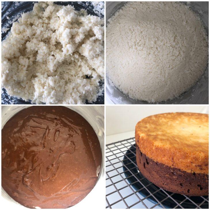 réalisation pâte coco