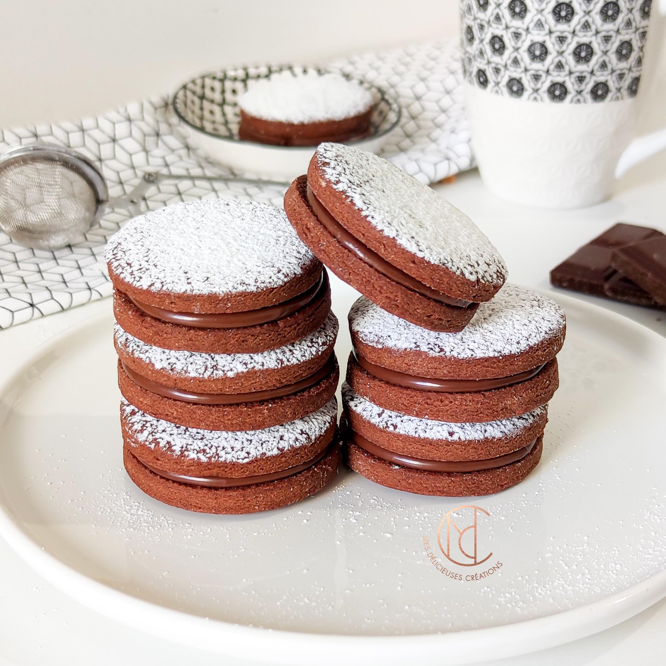biscuit fondant au chocolat