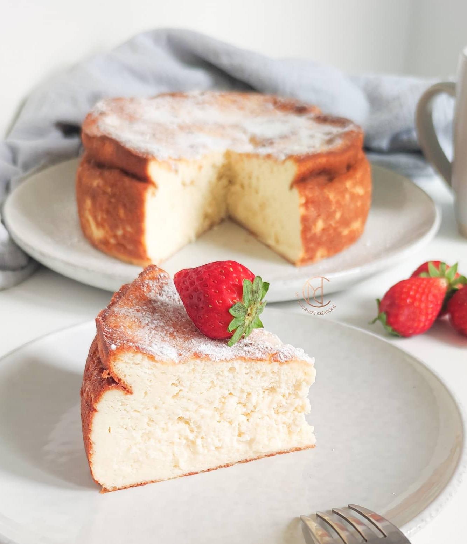gâteau fromage blanc mascarpone