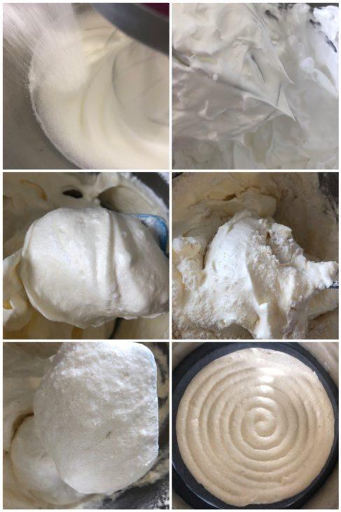 réalisation biscuit cuillère charlotte