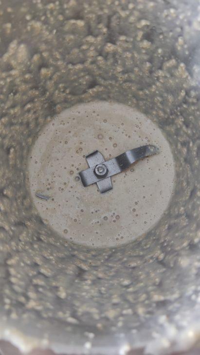 résultat pâte