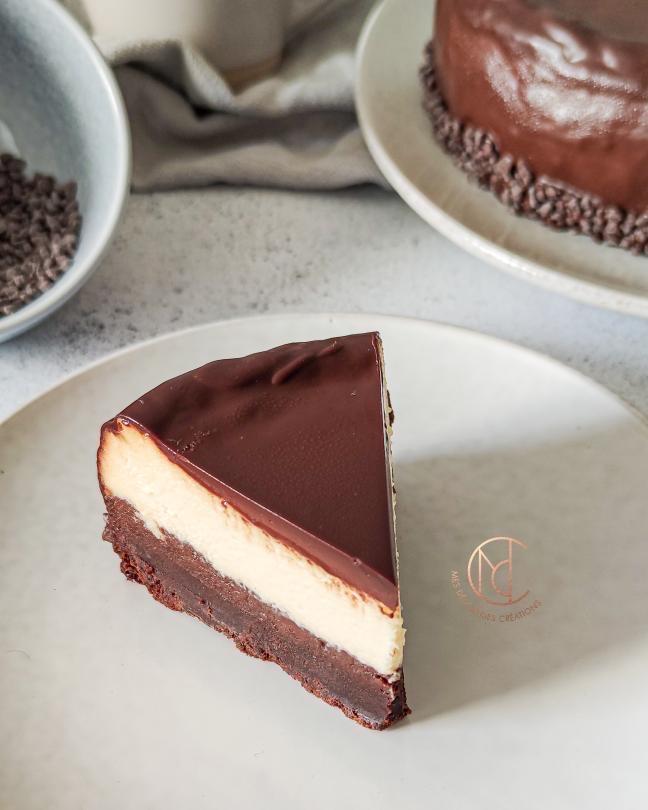 cheesecake cookie brownie