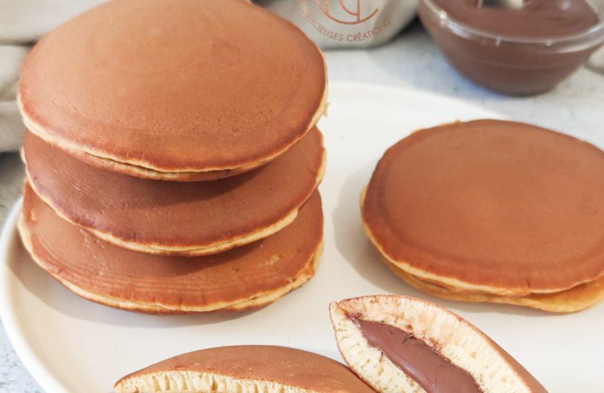 Pancake Dorayaki