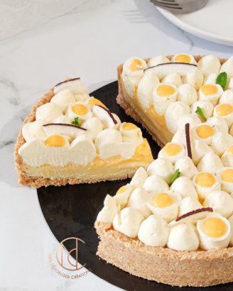 tarte nuage coco passion