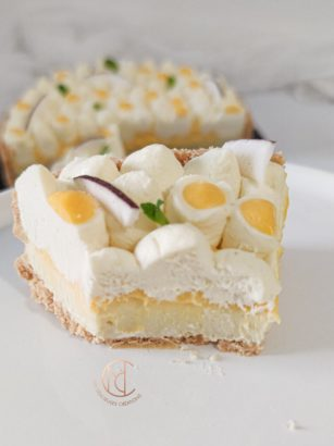 dégustation tarte coco passion