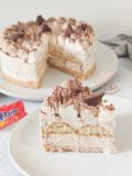 cheesecake au daim