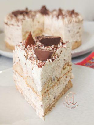 dégustation gâteau sans cuisson