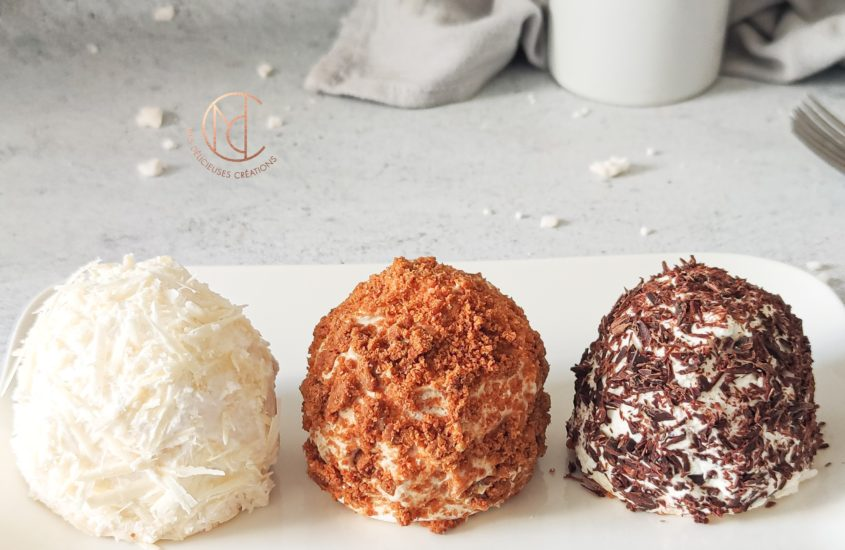 Merveilleux coco Spéculoos chocolat