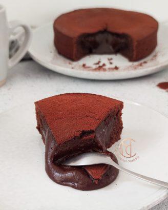 fondant chocolat crème marrons
