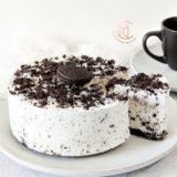 gâteau glacé biscuits Oreo