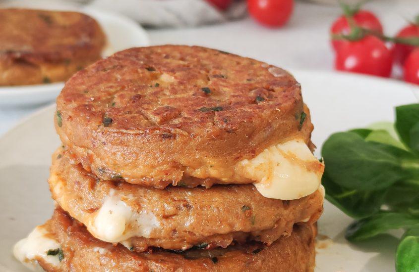 Croquettes thon et fromage fondu