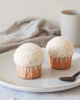 Muffins-boule-de-neige-coco